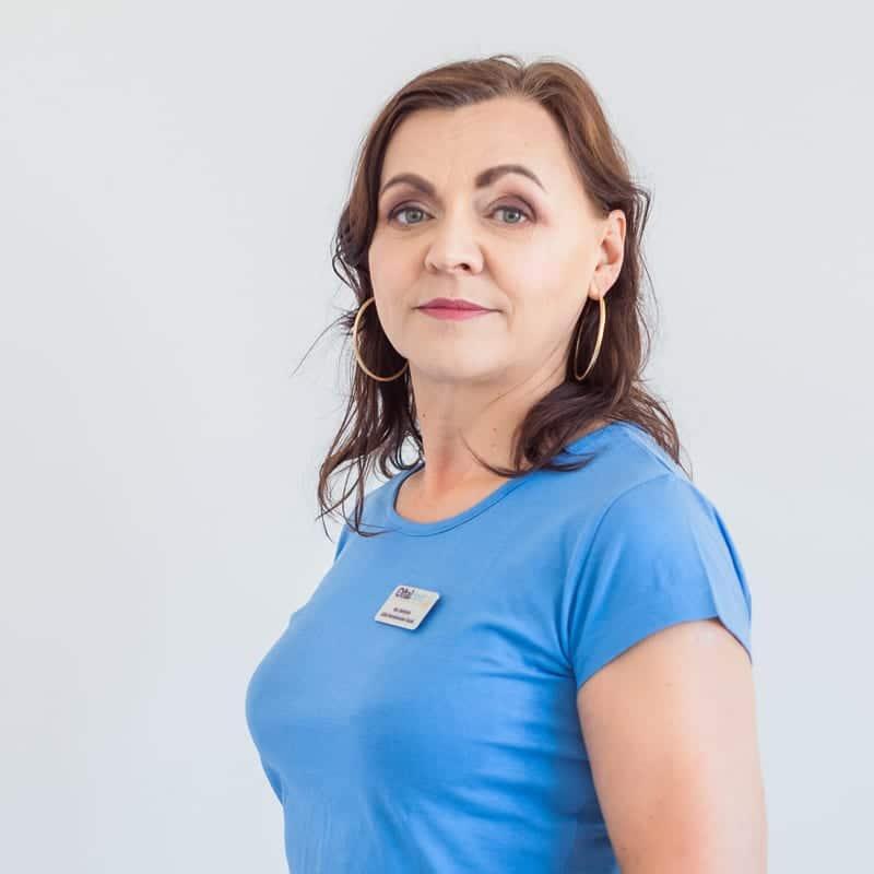 Dr Lidia Kamykowska-Tuziak - lekarz stomatologii - Zespół - Przychodnia stomatologiczna w Tarnowie Oftaldent