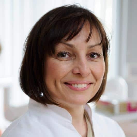 Dr Małgorzata Fijas - specjalista ortodoncji - Zespół - Przychodnia stomatologiczna w Tarnowie Oftaldent